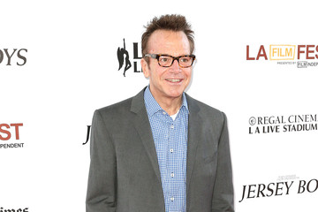 Tom Arnold 'Jersey Boys' Premieres in LA