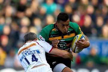 Tom Brady Northampton Saints v Sale Sharks - Aviva Premiership