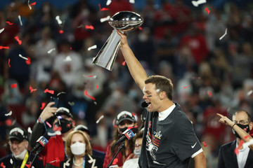 Tom Brady European Best Pictures Of The Day - February 08