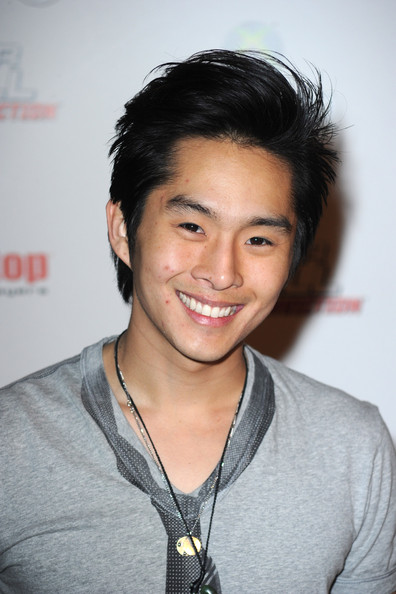 """Actor Justin Chon arrives at """"Tom Clancy's Splinter Cell Conviction"""" Launch event at Les Deux on April 1, 2010 in Los Angeles, California."""