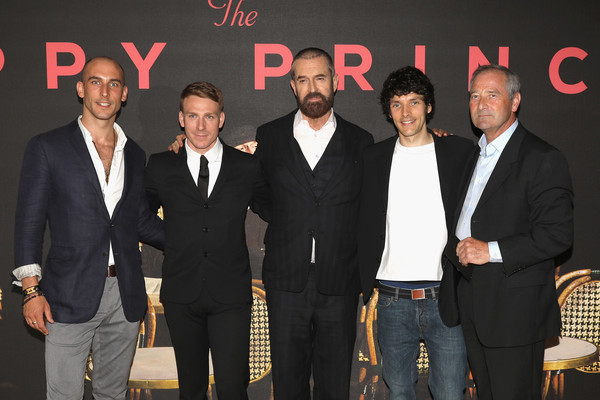 'The Happy Prince' UK Premiere - Red Carpet Arrivals