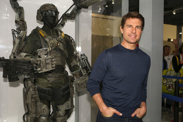 Tom Cruise Warner Bros Entertainment at Comic-Con International 2013 - Day 3