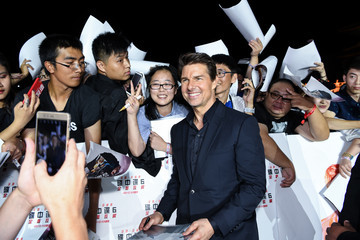 Tom Cruise 'Mission: Impossible - Fallout' China Premiere