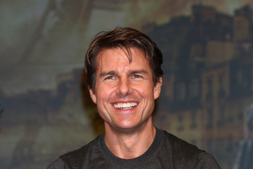 Tom Cruise 'Edge of Tomorrow' Press Conference in Tokyo — Part 2