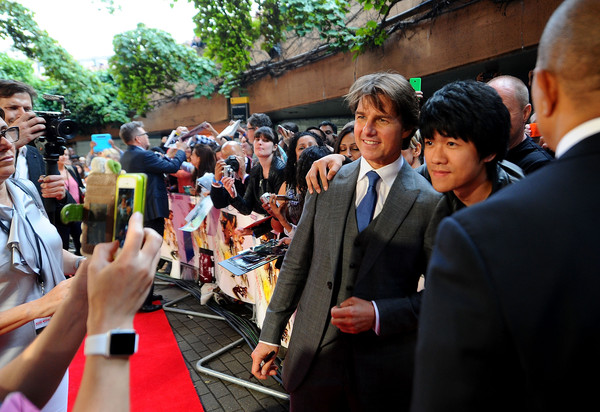 'Mission: Impossible - Rogue Nation' UK Fan Screening
