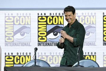 Tom Cruise 2019 Comic-Con International - 'Terminator: Dark Fate' Panel