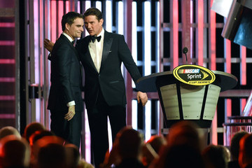 Tom Cruise NASCAR Sprint Cup Series Awards - Show