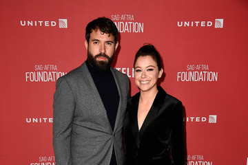 Tom Cullen SAG-AFTRA Foundation Patron of the Artists Awards 2017 - Arrivals
