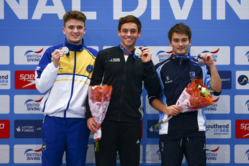 Tom Daley Daniel Goodfellow National Diving Cup - Day 3