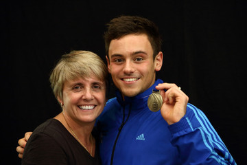 Tom Daley Jane Figueiredo British Gas Diving Championships 2014 - Day Three