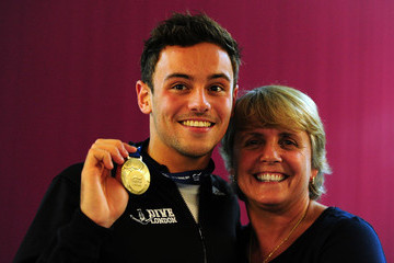 Tom Daley Jane Figueiredo British Gas Diving Championships 2015 - Day Three