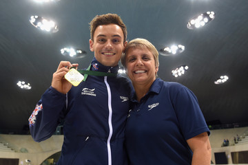 Tom Daley Jane Figueiredo FINA/NVC Diving World Series