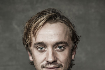 Tom Felton 'A United Kingdom' - Portrait Session - 60th BFI London Film Festival