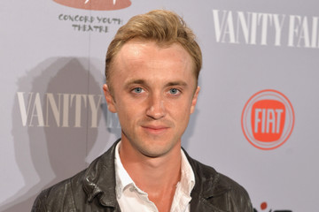 Tom Felton 'Young Hollywood' Celebrated in LA