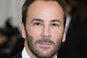 "Tom Ford ""Rei Kawakubo/Comme des Garcons: Art of the In-Between"" Costume Institute Gala - Arrivals"