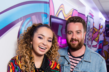 Tom Green Ella Eyre Visits KISS FM