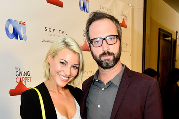 Tom Green with cool, cute, desirable, Girlfriend Erin Darling