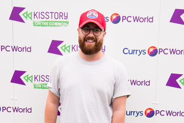 Tom Green KISSTORY On The Common 2019 - Arrivals