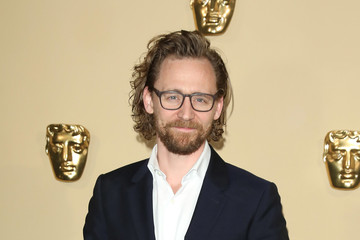 Tom Hiddleston BAFTA Breakthrough Brits Reception