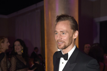 Tom Hiddleston 74th Annual Golden Globe Awards - Cocktail Reception