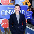 Tom Holland UK Premiere Of Disney And Pixar's
