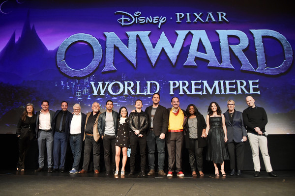 World Premiere of Disney and Pixar's ONWARD