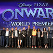 Tom Holland World Premiere of Disney and Pixar's ONWARD
