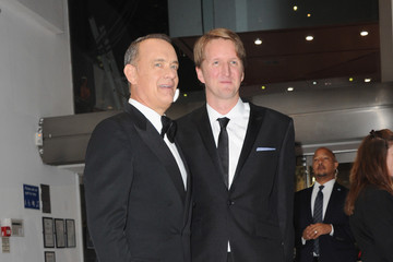 Tom Hooper 'Captain Phillips' Premieres in London