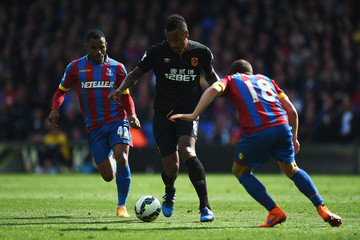 Tom Huddlestone Crystal Palace v Hull City - Premier League
