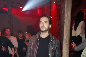 Tom Kaulitz Moncler X Stylebop.com Launch Event