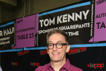 Tom Kenny New York Comic Con 2019 - Day 4