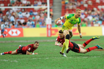 Tom Kingston 2016 Singapore Sevens