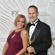 Tom Mahoney FOX Broadcasting Company, Twentieth Century Fox Television, FX and National Geographic 69th Primetime Emmy Awards After Party - Arrivals