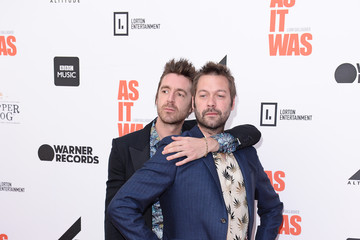 Tom Meighan Miles Kane 'Liam Gallagher: As It Was' World Premiere - Arrivals