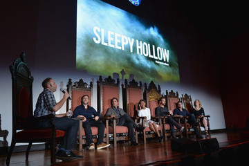 Tom Mison 'Sleepy Hollow' Special Screening in Hollywood