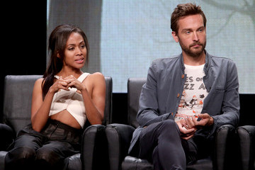 Tom Mison 2014 Summer TCA Tour - Day 13