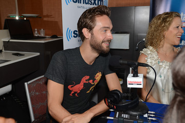 Tom Mison SiriusXM's Entertainment Weekly Radio Channel Broadcasts From Comic-Con 2014