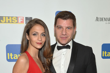 Tom Murro Kaitlin Monte The 11th BrazilFoundation NYC Gala