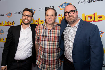 Tom Ortenberg Premiere of Open Road Films' 'The Nut Job 2: Nutty by Nature' - Red Carpet