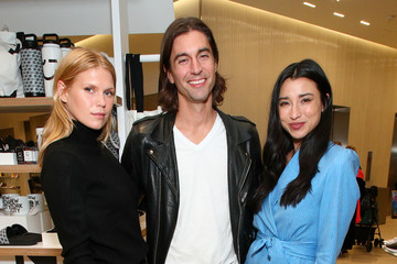 Tom Palmer Nordstrom And ELLE Celebrate Perfect Pairs