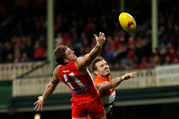 Tom Papley AFL Second Elimination Final - Sydney vs. GWS