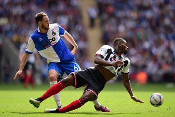 Tom Parkes Grimsby Town v Bristol Rovers: Vanarama Conference Playoff Final