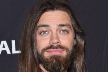 Tom Payne PaleyFest Los Angeles - Opening Night Presentation: 'The Walking Dead' - Arrivals