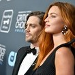 Tom Payne 25th Annual Critics' Choice Awards - Red Carpet