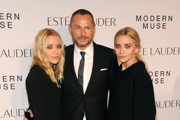 Tom Pecheux Arrivals at the Estee Lauder Fragrance Party