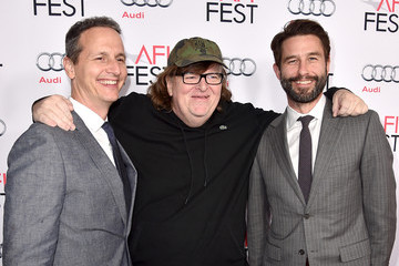 Tom Quinn AFI FEST 2015 Presented by Audi Centerpiece Gala Premiere of Dog Eat Dog Films' 'Where To Invade Next' - Red Carpet