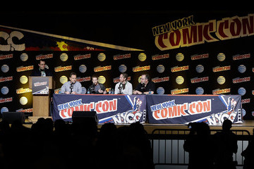 Tom Root New York Comic-Con 2015 - Day 4