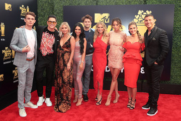 Tom Sandoval 2018 MTV Movie And TV Awards - Red Carpet