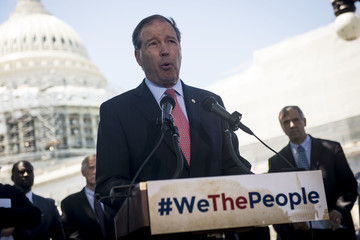 Tom Udall Senate Democrats Unveil New #WeThePeople Legislative Package