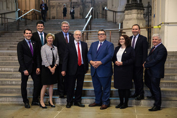 Tom Watson The Labour Party Introduces Their New MPs to Parliament